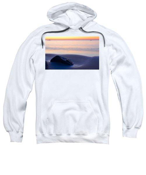 Solitude Singing Beach Sweatshirt