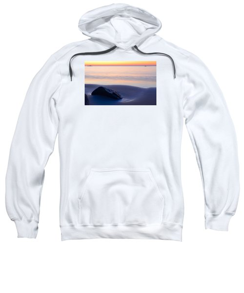 Solitude Singing Beach Sweatshirt