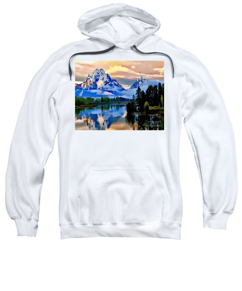 Some Place Some Where Sweatshirt