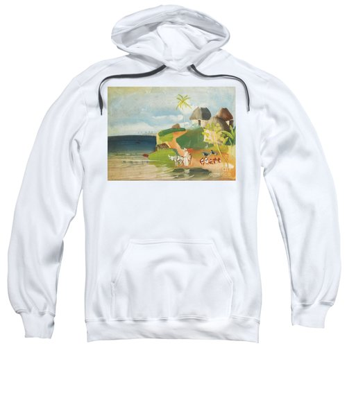 South American Landscape Sweatshirt