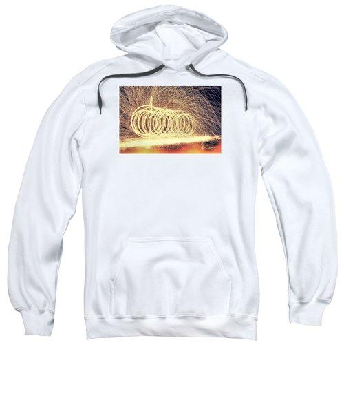 Sparks Sweatshirt by Dan Sproul