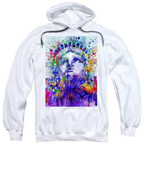 Spirit Of The City 2 Sweatshirt