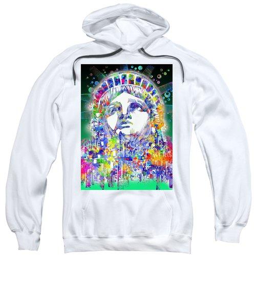 Spirit Of The City 4 Sweatshirt