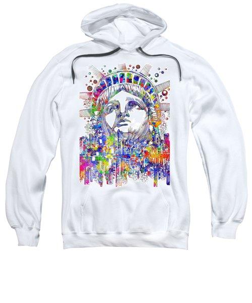 Spirit Of The City Sweatshirt