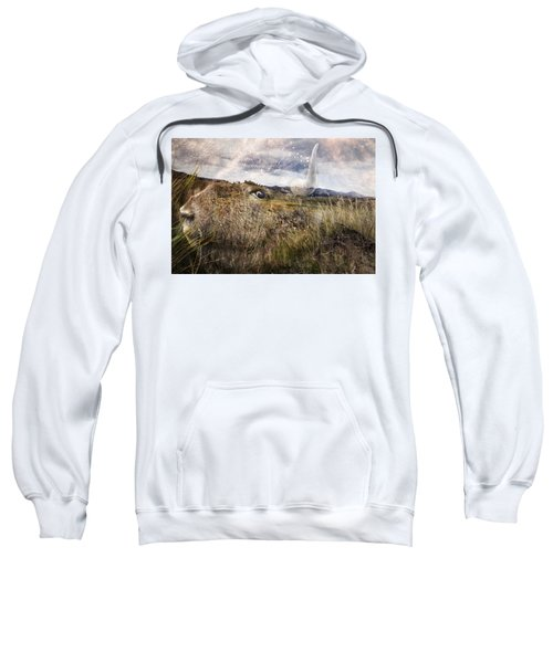 Spirit Of The Past Sweatshirt