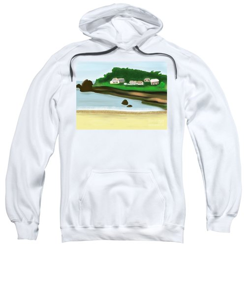 A Peaceful Life  Sweatshirt
