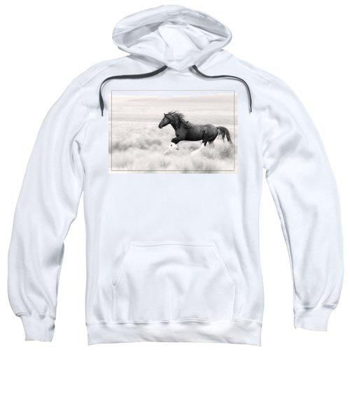 Stallion Blur Sweatshirt