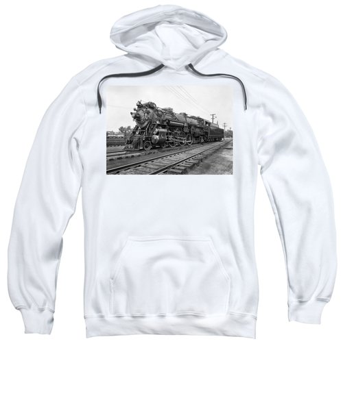 Steam Locomotive Crescent Limited C. 1927 Sweatshirt