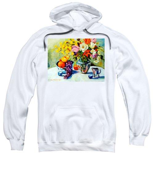 Still Life Creamer Sweatshirt