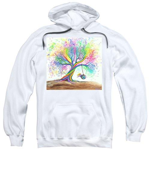 Still More Rainbow Tree Dreams Sweatshirt