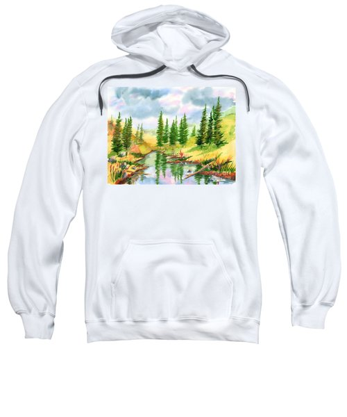 Strawberry Reservoir 2 Sweatshirt