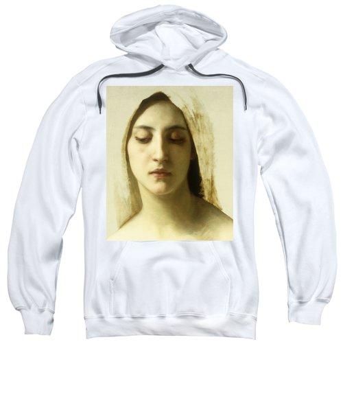Study For La Charite Sweatshirt