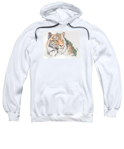 Sumatran Tiger Sweatshirt