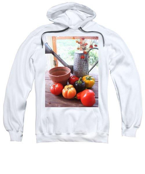 Summer's Bounty   Sweatshirt