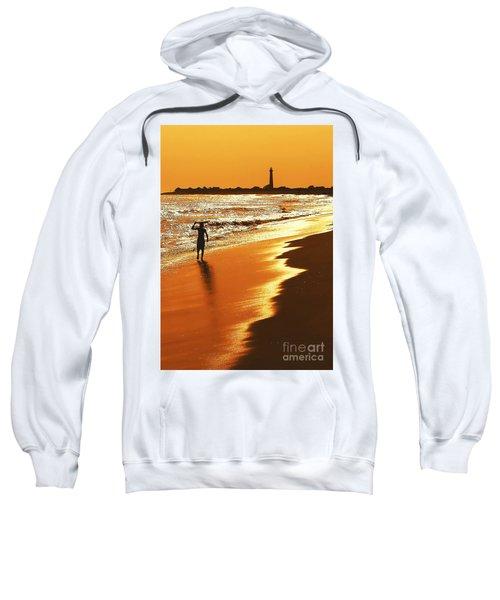 Sunset Surfer Sweatshirt