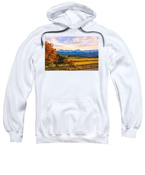 Sunset View Sweatshirt