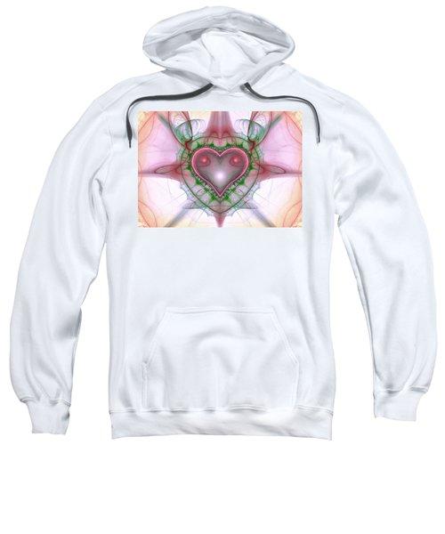 Sweetheart Fractal Sweatshirt