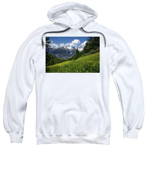 Switzerland Bietschhorn Sweatshirt