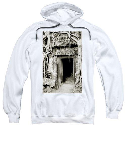 Ta Prohm Doorway Sweatshirt