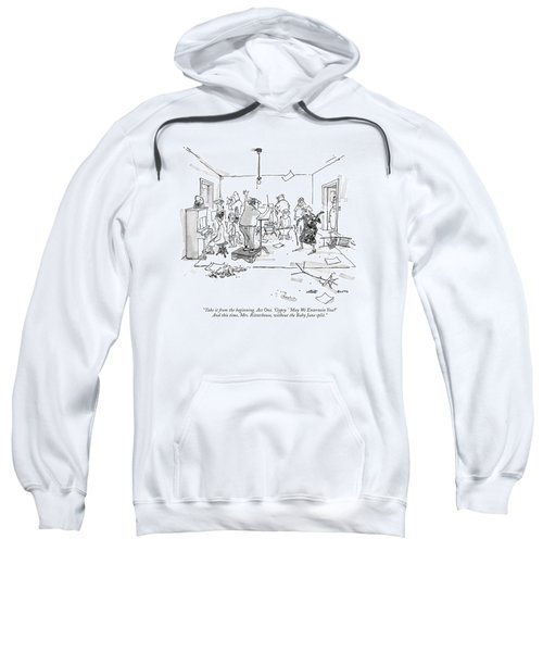 Take It From The Beginning. Act One. 'gypsy.' Sweatshirt