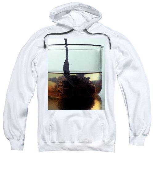 Tamarind Powder Floating In Water Sweatshirt