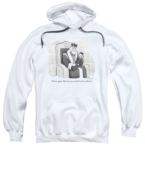 Tell Sweatshirt