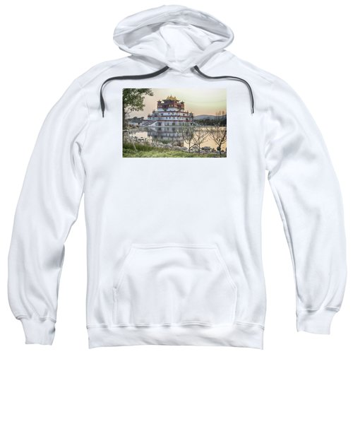Temple Wuxi China Color Sweatshirt