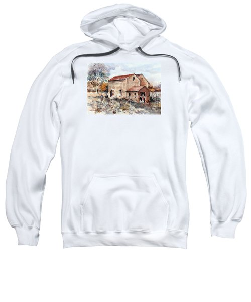 Texas Barn Sweatshirt