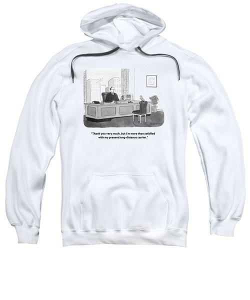 Thank You Very Much Sweatshirt