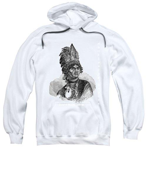 Thayendanegea, Joseph Brant, Mohawk Sweatshirt