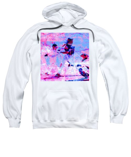 The All American Pastime 20140501 Square V2 Sweatshirt