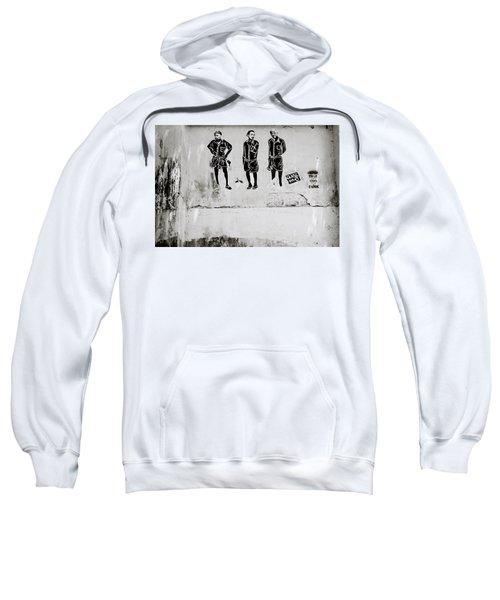 The Trio  Sweatshirt