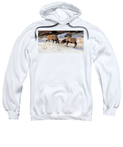 The Battle Sweatshirt