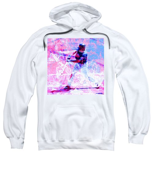 The Boys Of Summer 5d28228 The Batter Square Cool Lbb Sweatshirt