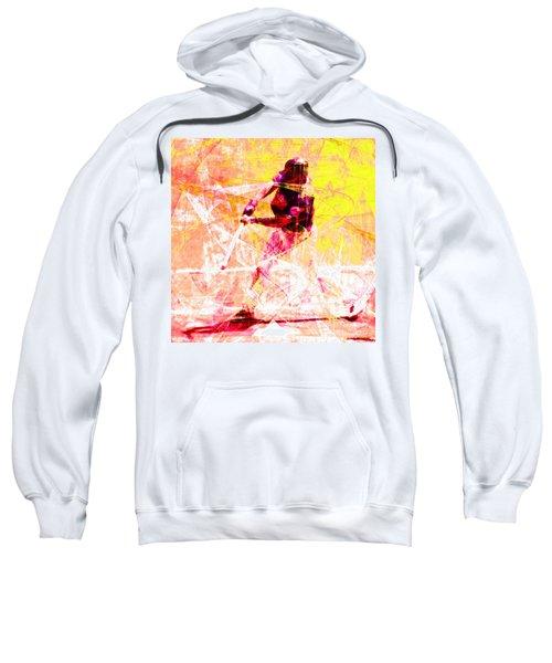 The Boys Of Summer 5d28228 The Batter Square V2 Sweatshirt