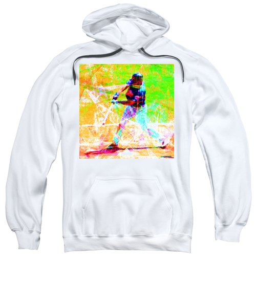 The Boys Of Summer 5d28228 The Batter Square Sweatshirt
