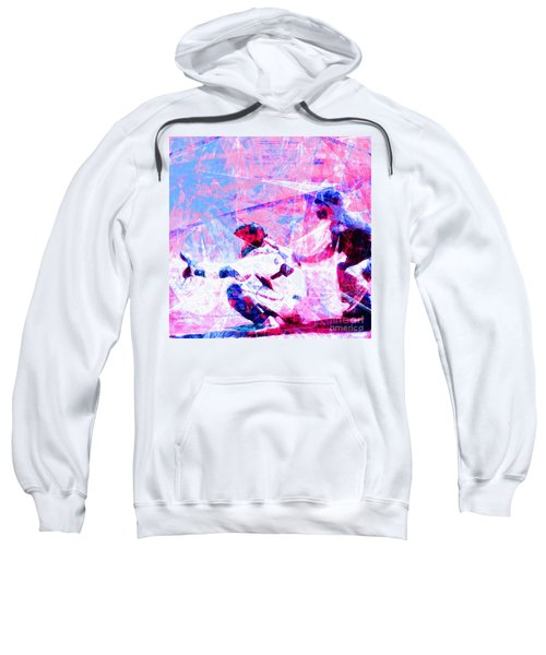 The Boys Of Summer 5d28228 The Catcher Square V3 Sweatshirt