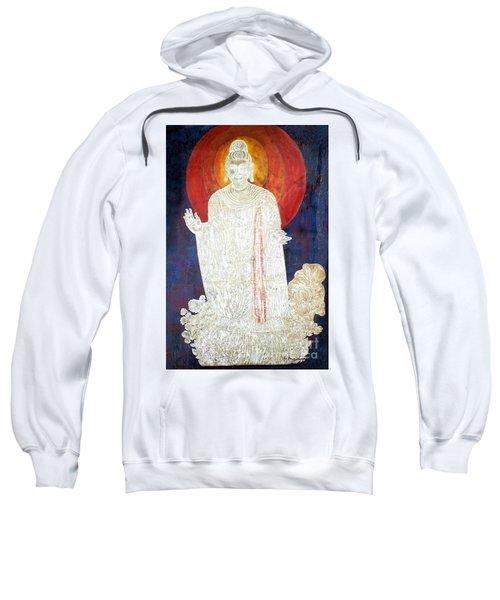 The Buddha's Light Sweatshirt