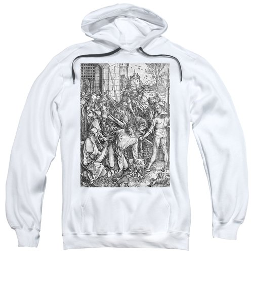 The Carrying Of The Cross Sweatshirt