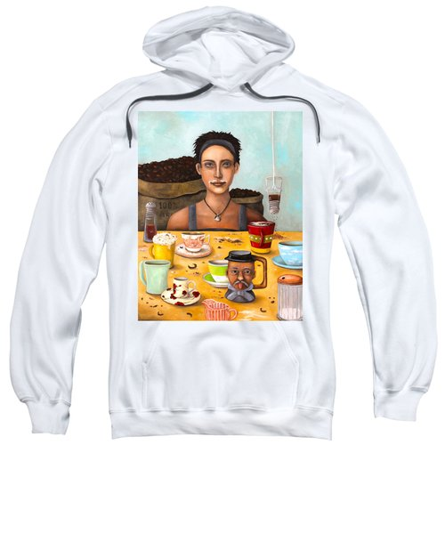 The Coffee Addict Sweatshirt