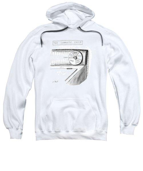 The Complete Cycle Sweatshirt