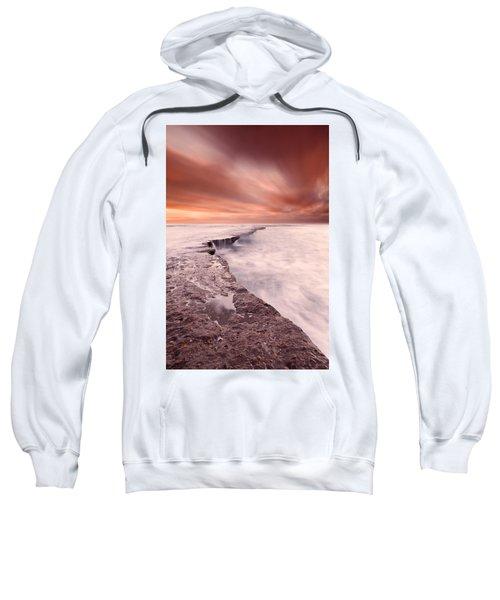 The Edge Of Earth Sweatshirt