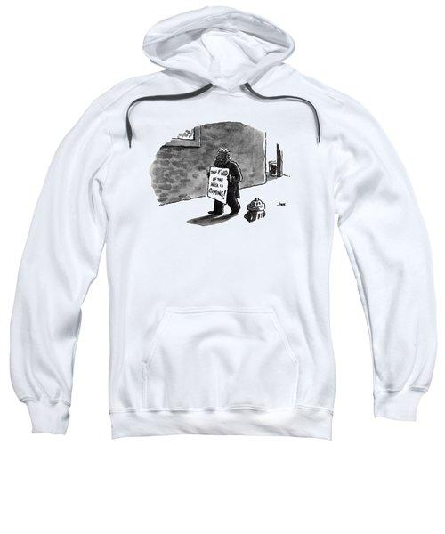 The End Of The Week Is Coming! Sweatshirt
