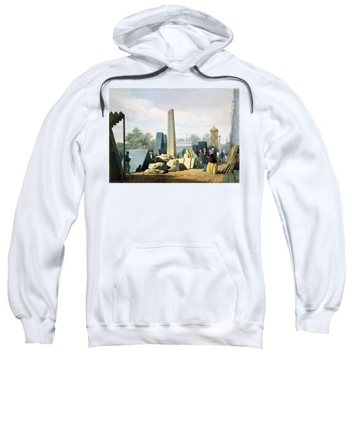 The Exterior, From Dickinsons Sweatshirt