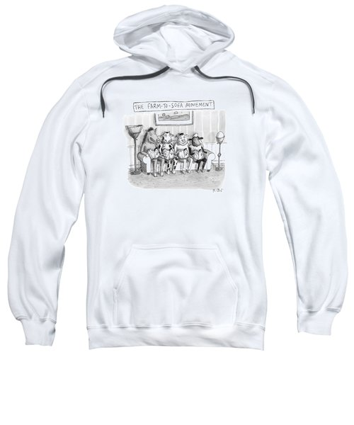 The Farm-to-sofa Movement Sweatshirt