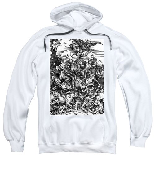 The Four Horsemen Of The Apocalypse Sweatshirt