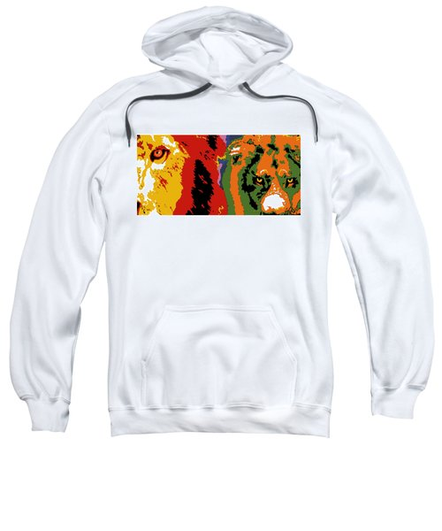 The Ghost And The Darkness Sweatshirt