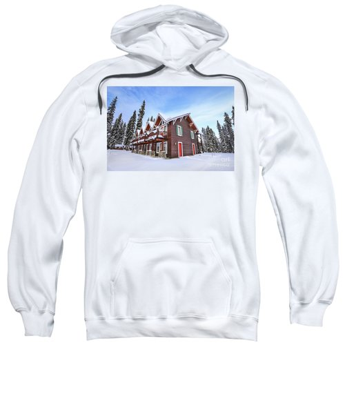 The Glory Of Winter's Chill Sweatshirt