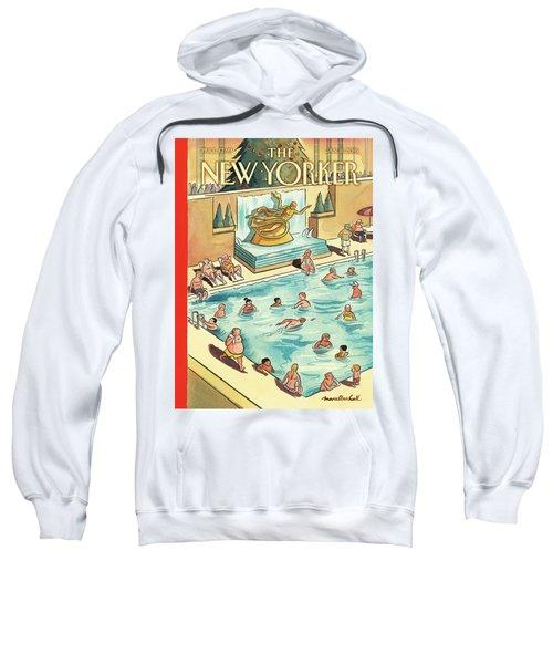 The Great Thaw Sweatshirt