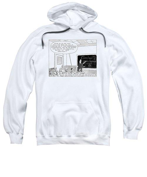 The High School Of Music And Art Sweatshirt